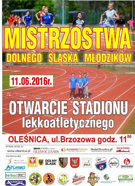 Plakat Mistrzostw