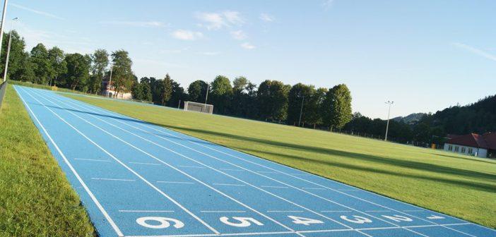 42 stadion dla Królowej Sportu w Lubawce