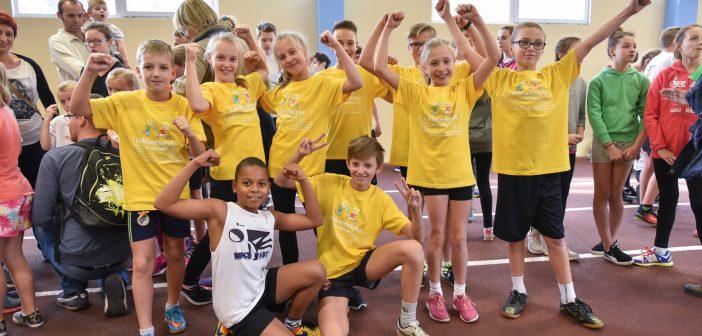 LDK! Blisko 600 lekkoatletów na zawodach w Wałbrzychu