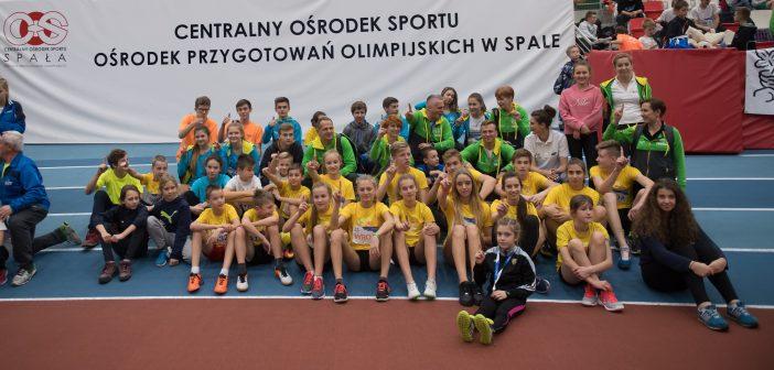 Lekkoatletyka dla kazdego. Olimpiada. 26.11.2016