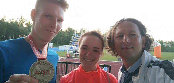 Dariusz Boratyński mistrzem Polski U23 w biegu na 10000m !!!