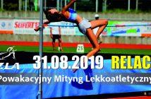 Relacja Mityng Lekkoatletyczny 31.08.2019