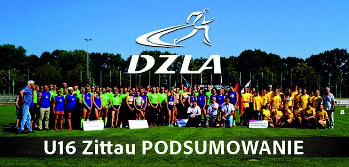 2 TEAM U16 Dolny Śląsk – Zittau 2019