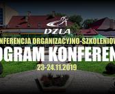 Program konferencji  23-24 listopada 2019