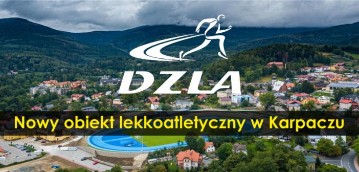 Nowy obiekt lekkoatletyczny w Karpaczu