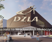 Hala Sportowa – Wrocław Kłokoszyce