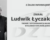 Zmarł Ludwik Łyczakowski