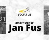 Zmarł trener Jan Fus