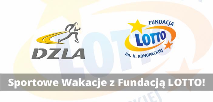 Sportowe Wakacje z Fundacją LOTTO!