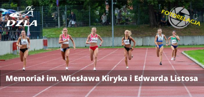 Memoriał im. Wiesława Kiryka i Edwarda Listosa – fotorelacja