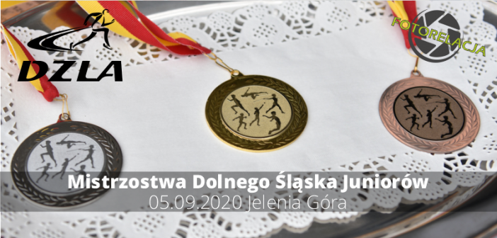 Mistrzostwa Dolnego Śląska Juniorów – FOTORELACJA