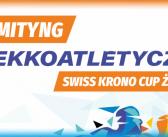 Mityng SWISS KRONO CUP ŻARY + Memoriał Tadeusza Ślusarskiego w skoku o tyczce